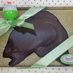 Large Chocolate Bass Gift Box