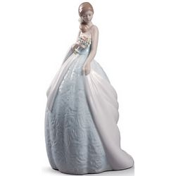 Her Special Day Porcelain Figurine