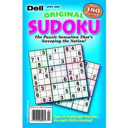 Original Sudoku Magazine Subscription