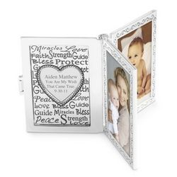 Expressions Angel Purse Picture Frame