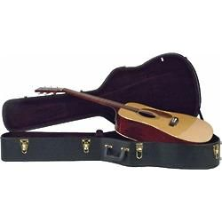 Deluxe Dreadnought Acoustic Guitar Case
