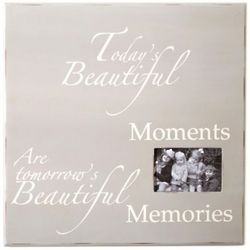 Beautiful Moments Picture Frame