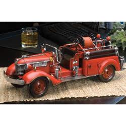 Vintage Model Fire Truck