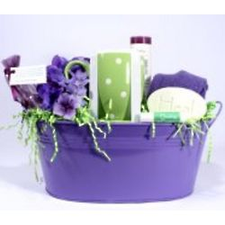 Ladies Get Well Healing Basket