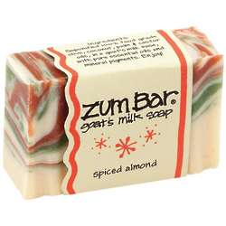 Spiced Almond Goats Milk Soap
