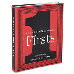 The Book of Firsts