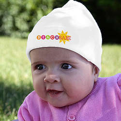 Beach Babe Baby Girl's Hat