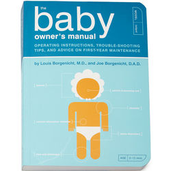 Baby Owner's Manual Book
