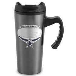 Dallas Cowboys Stainless Steel Travel Mug