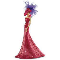 Sleek and Sassy WomenHeart Support Figurine
