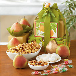 Signature Gift Tower of Fruit and Treats