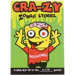Kid's Zombie Activity Book