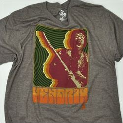 Jimi Hendrix Retro Tee