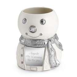 Make A Wish Foundation Snowman Coffee Mug