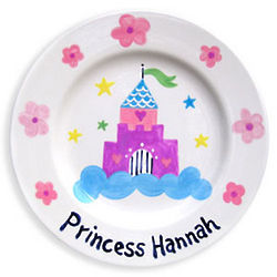 Once Upon a Time Personalized Plate