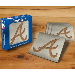 MLB Boaster Coasters