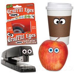 Graffiti Eyes Tape