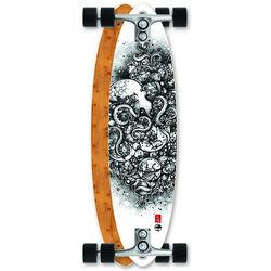 Zeppelin Bamboo Longboard Complete Skateboard