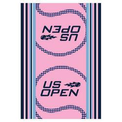 US Open Pink Tennis Towel