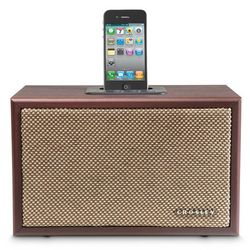 iPhone and iPod Vintage Radio Dock