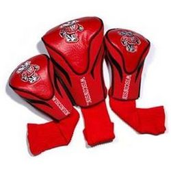 Bucky Badger Golf Headcovers