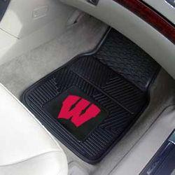 Wisconsin Fanmat Car Mats