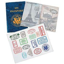 My Passport Sticker Activity Book