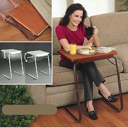 Wood Grain Table Mate