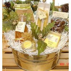 Season's Soothing Gift Basket