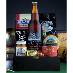 Golfer Beer Gift Box