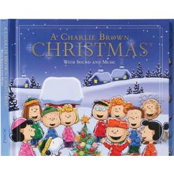 Interactive A Charlie Brown Christmas Book