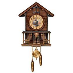 John Wayne American Icon Collectible Cuckoo Clock