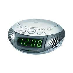 Top Loading AM FM and Stereo CD Alarm Clock