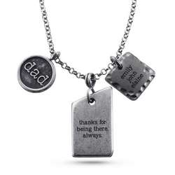 Dad Dogtag Pendant