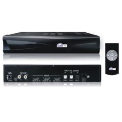 safeTV Language Filter Box