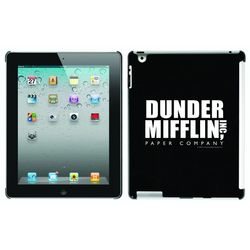 The Office Dunder Mifflin iPad 2 Cover