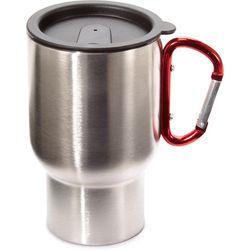 AGS Stainless-Steel Carabiner Tavel Mug