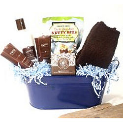 Can't Go Wrong Gift Basket for Men