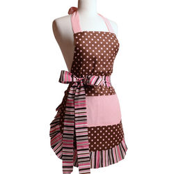Original Pink Chocolate Apron