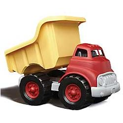 Recycled Plastic Dump Truck