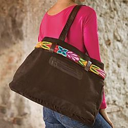 Peruvian Canvas Bag