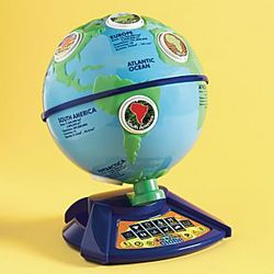 Interactive Planet Talking Globe