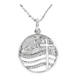 Move the Mountains Lord Pendant & Chain
