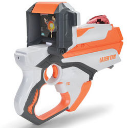 iPhone Laser Blaster Video Game