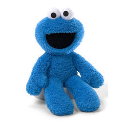 Cookie Monster Take Along Toy