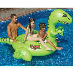 T-Rex Pool Float