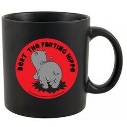 NCIS Bert the Farting Hippo Mug