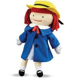 Madeline Soft Doll Toy