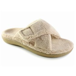 Adjustable Strap Arch Support Spa Slipper