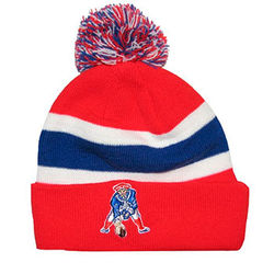 New England Patriots Knit Hat